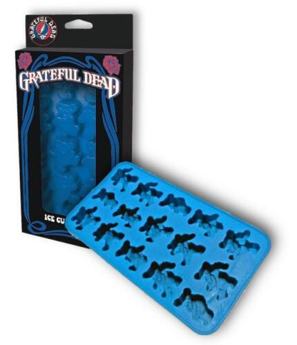 Grateful Dead Dancing Bears Silicone Ice Cube Tray // Gummy Mold Chocolate Mold