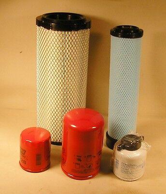 Bobcat Filter Kit 863 863g 864 873 873g 883 Oil Fuel Hyd. Air 2 Deutz 6665603