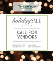 Terwillegar Holiday Sale - CALL FOR VENDORS
