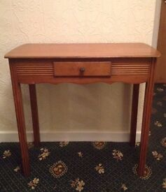 Hallway/Console Table with Drawer