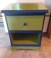 Night Stand, Solid Wood Fredericton New Brunswick Preview
