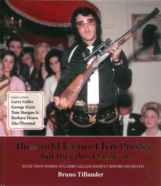 The World Knows Elvis Presley - but They Don't Know Me (Hardcover. 9789187581038