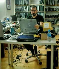 Laptop repair, Laptop PC and MACBOOK PRO AIR iMac repair Liquid damaged water Damaged Repair