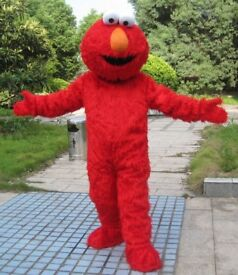 Full Mascot Costume - BRAND NEW UNUSED - Elmo