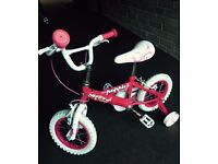 Poppie Girls Bike only £39 mint condition