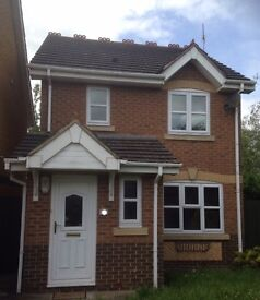 3 BED DETACHED HOUSE - PRIMROSE CLOSE - HAYDEN WICK