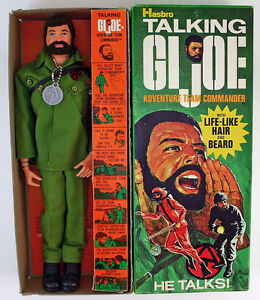 Wanted: WANTED: Vintage GI JOE figures from 1964 to 1976