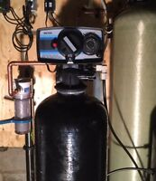 Water Softeners Installed!