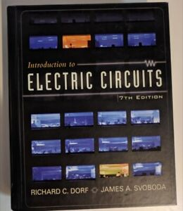 Introduction to Electric Circuits (Richard Dorf)