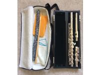 Beautiful Open Hole Pearl Flute