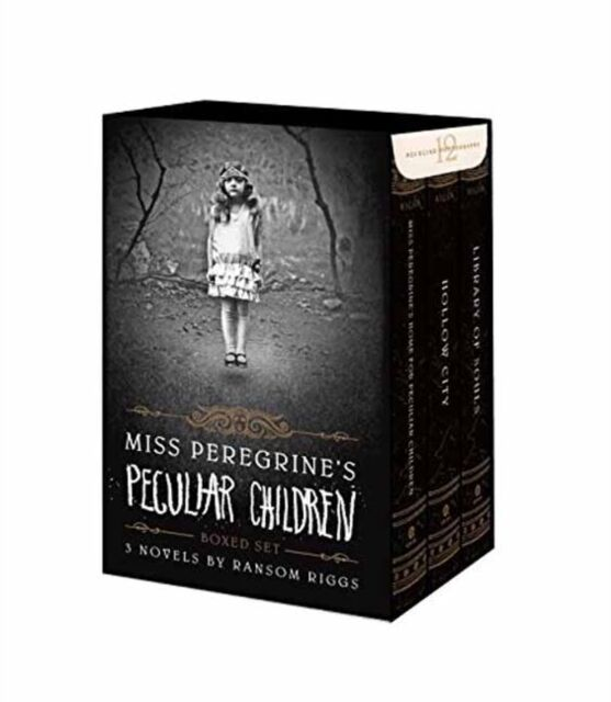 Miss Peregrine's Peculiar Children Boxed Set (Hardcover), Riggs, . 9781594748387