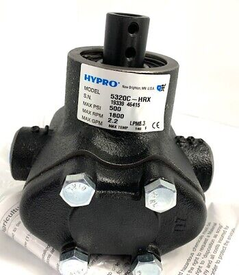 Hypro 5320chrx Pump