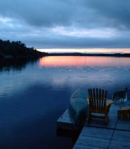 Beautiful Lakefront House/cottage for weekly rental