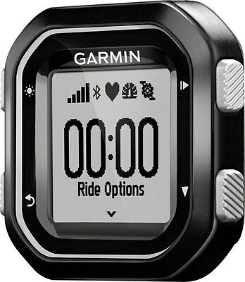 Garmin Edge 25 Gps Cycling Computer Black Ant  Comp  New Free Shipping