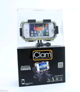 iClam Case for iPhone 5, 5S, 5C, SE