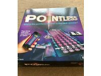 Pointless Board Game - mint condition. Ideal gift or Christmas Present.'