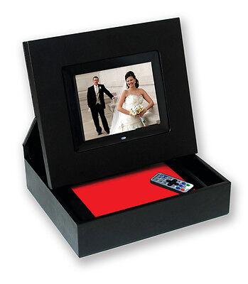 Digital Display Box  for brochures, 12x12 album, envelopes or keepsake