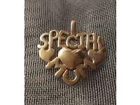 9ct Gold 'Special Mum' pendant