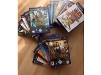 Playstation 2 Games Collection - 19 Games