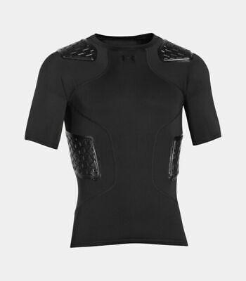 New! Mens Under Armour Gameday Max Football Shirt (Heat Gear) SIZE: M