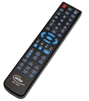 Original Fernbedienung elta 8847 / MUVID DVD 207  Remote control Telecomando