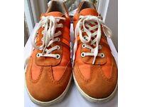 Pantofola d'Oro Sneakers orange Size 43 Size 9