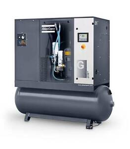 ATLAS COPCO ELECTRIC ROTARY SCREW COMPRESSORS - G11 - 15HP, 52CFM Kewdale Belmont Area Preview