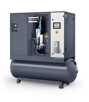 ATLAS COPCO ELECTRIC ROTARY SCREW COMPRESSORS - G7 - 10HP, 43 CFM