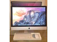 """Apple iMac 27"""" Core i7 / 16GB RAM/ 1 TB/ Boxed/ Keyboard&Mouse/ Customised"""