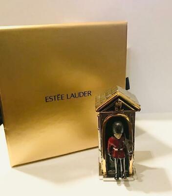 "2005 HARRODS/ Estee Lauder Beyond Paradise ""HARRODS PALACE GUARD"" Solid Perfume"