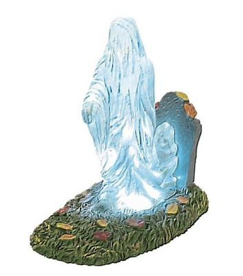 Dept 56 Halloween Village LIT GRAVEYARD GHOST Accessory 4056707 DEALER STOCK - Halloween Graveyards