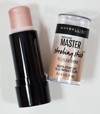 - (1) Maybelline Master Strobing Stick Illuminating Highlighter, You Choose!