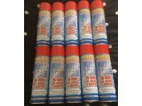 10 cans of rain-x anti ice