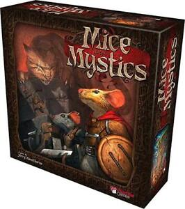 Mice and Mystics Boardgame - Mint Condition (Played 1ce)