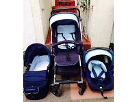 3 PIECES JANE MuuM BUGGY - FoR SALE - 2014!