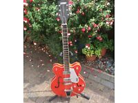 Gretsch Guitar G5122DC Electromatic Double Cutaway Hollow Body Perfect Condition
