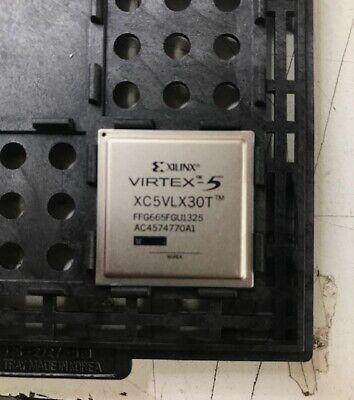 Xc5vlx30t-1ffg665c Xilinx Ic Fpga 360 Io 665fcbga Rohs 1 Unit
