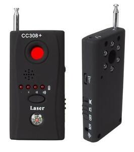 Wanzen Finder GSM GPS Detektor Aufspürgerät Kamera Signal spy cam Funk Kamera