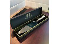 Silverplated Arthur Price Old English Cutlery - Pie / cake Knife. Vintage Jesmond Range