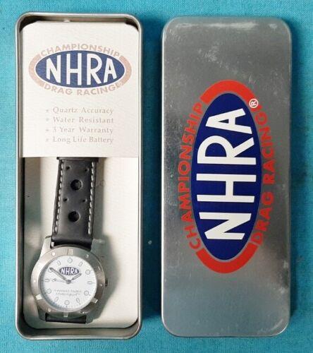New NHRA Mens Wrist Watch