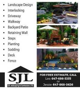 Interlocking, Paving, Driveways, Landscaping. Call 647.686.3335