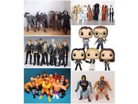 Wanted - Action figures & Toys - Star Wars, Harry Potter, Funko, WWE, Ghostbusters, He-man