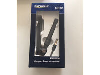 Olympus ME-32 Compact Zoom Microphone