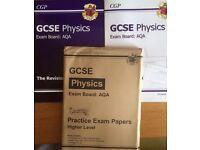 CGP, GCSE Physics 3 pack