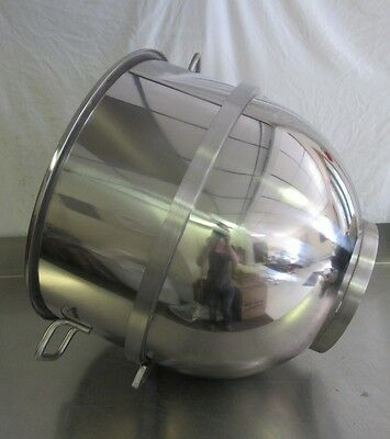 New Stainless Steel 80qt Bowl For Hobart M802 L800 Mixers