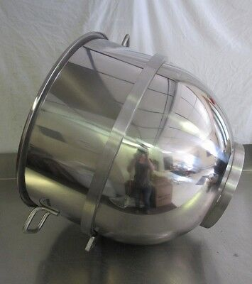 New Stainless Steel 80 qt. Bowl for Hobart Mixers
