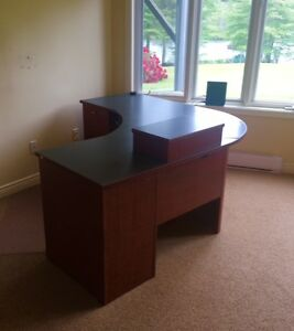 Office Desk and lateral file for Sale