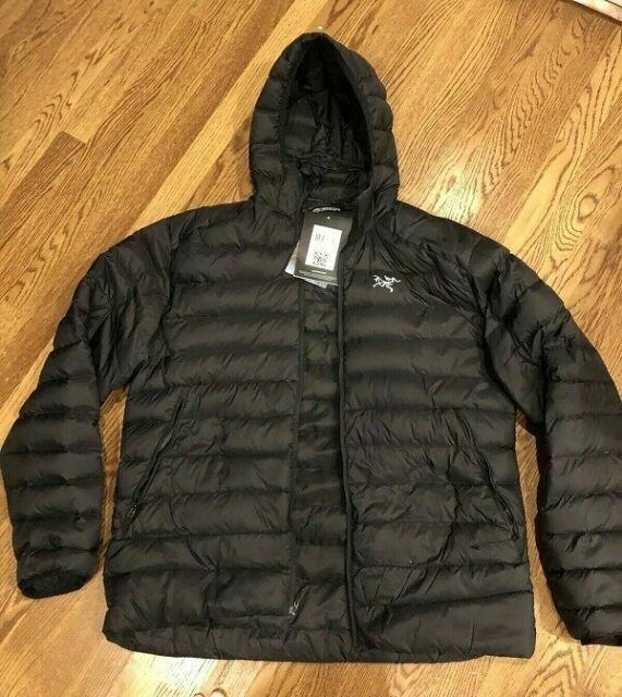 Arc'teryx Cerium LT Hooded Down Jacket Men's Size Small NWT