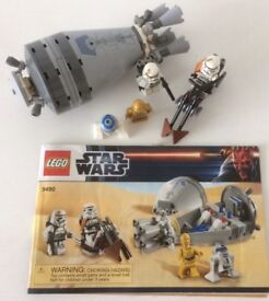 Lego Star Wars Droid Escape (9490-1)