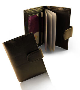 Mens-Soft-Leather-Credit-Card-Holder-Wallet-With-Plastic-Inserts-For-12-Cards